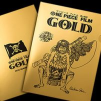 One Piece Film Gold Gets a Molten-Gold Teaser