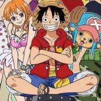 Original One Piece Anime Special Set for December