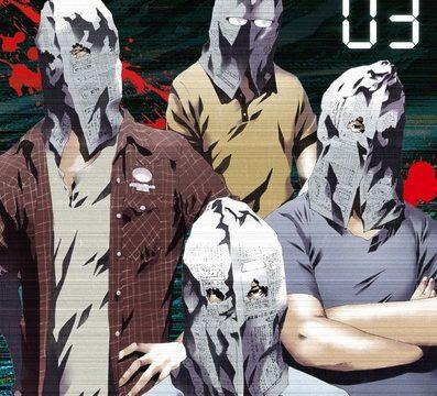 Manga Review: Prophecy vol. 3