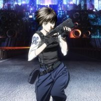 Psycho-Pass Anime Film Previewed with Subs