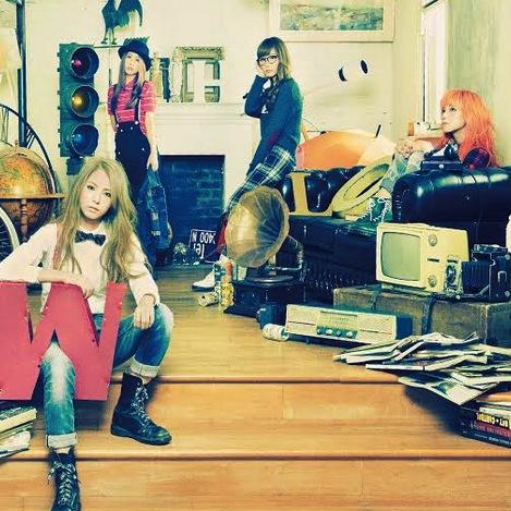 J-Rock Band SCANDAL Announces World Tour
