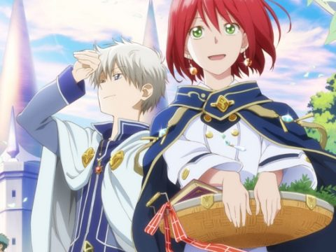 Snow White with the Red Hair Dub Cast Announced