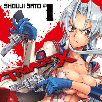 Triage X Gets Anime Adaptation
