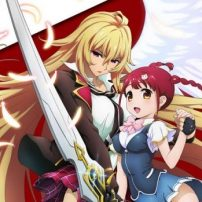 Valkyrie Drive -Mermaid- Promo Features Ending Theme