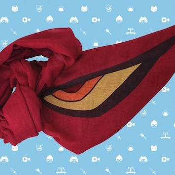 Viewster's Kill la Kill Box Packs a Killer Senketsu Scarf and More