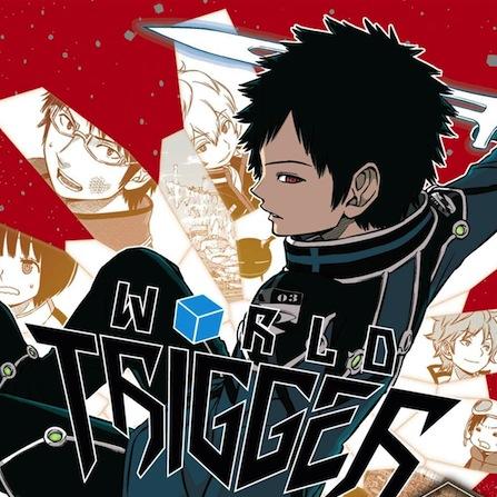 Manga Review: World Trigger vol. 5