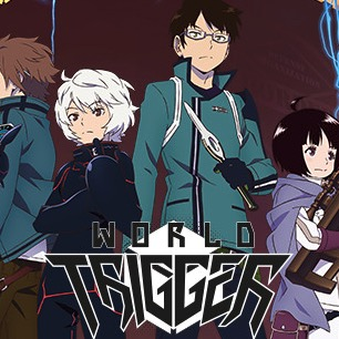 New World Trigger Anime On the Way with Original Story