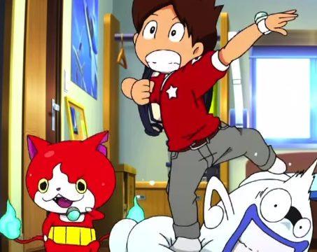 Yo-kai Watch Anime Heads to Disney XD