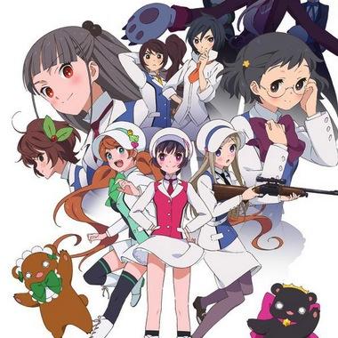 FUNimation Adds Yurikuma Arashi Anime