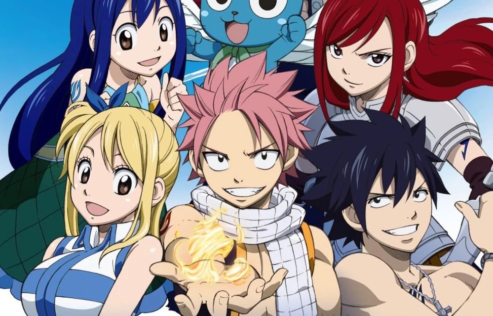 Final Season of Fairy Tail Anime Announced