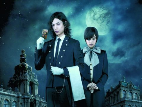 Funimation to Release Live-Action Black Butler Movie This May