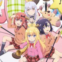 Gabriel Dropout Anime Lines Up Premiere Date