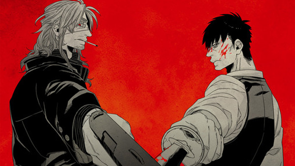 Gangsta Manga to Return After Two-Year Hiatus