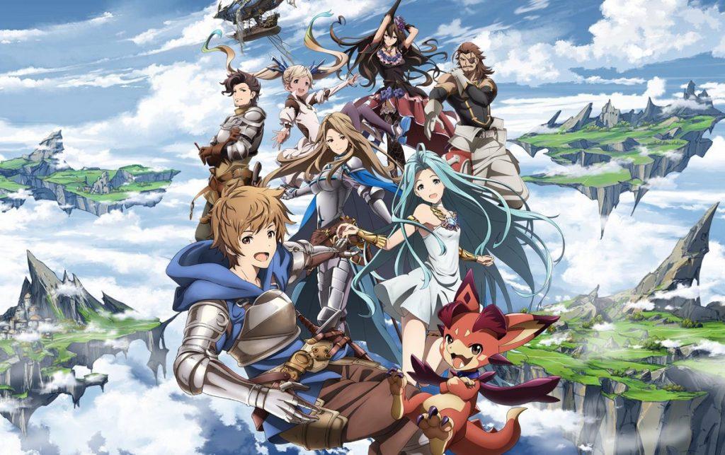 Granblue Fantasy Anime Kicks Off on April 1