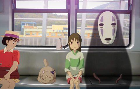 Fan Video Drops Studio Ghibli Characters Into Real Life