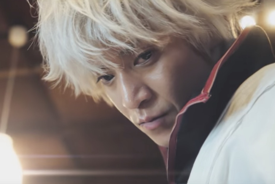 Live-Action Gintama Film Previewed With Subs