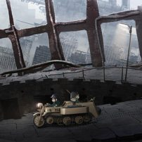 Dystopian Fantasy Manga Girls' Last Tour Gets Anime by White Fox