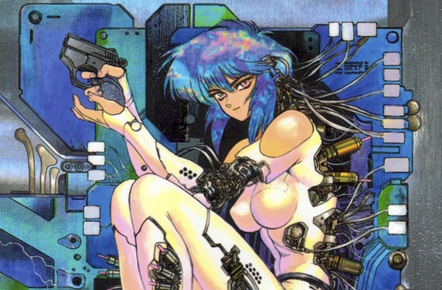 [Review] Ghost in the Shell Deluxe Edition Manga
