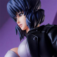 New Ghost in the Shell SAC Figurine Extremely Detailed, Very Expensive
