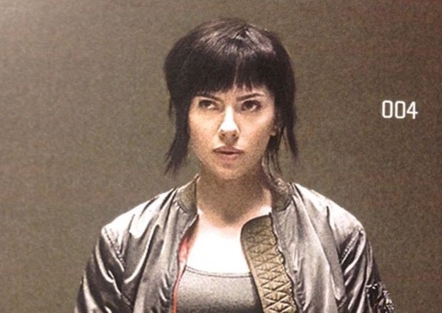 Leaked Live-Action Ghost in the Shell Pics Show Costumed Cast