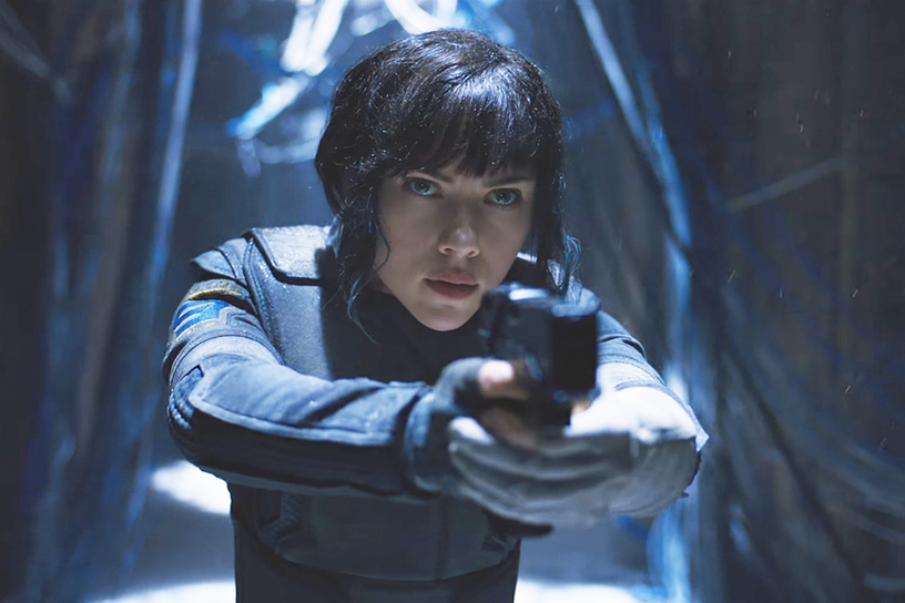 More Tribute Manga Coming for Hollywood Ghost in the Shell