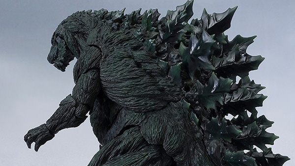 Figure Reveals Polygon Pictures' Godzilla Redesign in Full