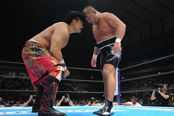 New Japan Pro Wrestling's G1 Climax Starts with a Bang