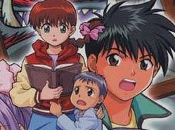 Discotek Adds Ghost Stories Anime