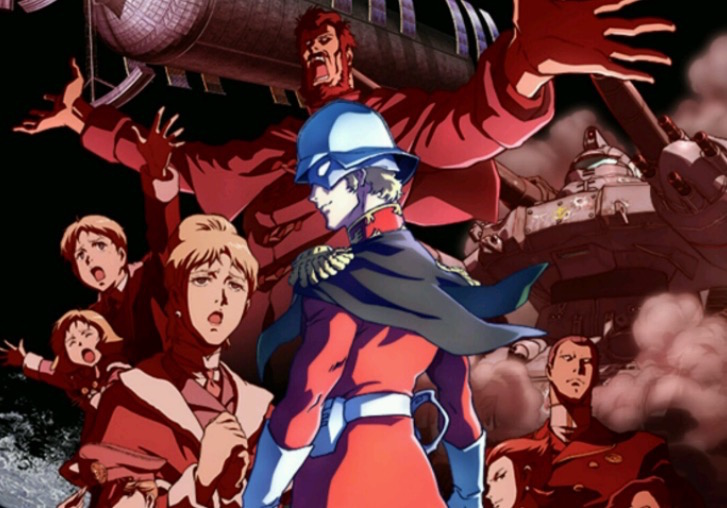 Catch Gundam the Origin Episodes for Free This Month