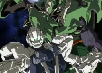 Gundam Unicorn Episode 3 Teaser, Ahoy!