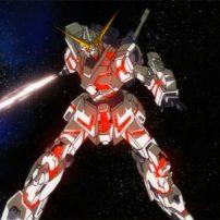 Gundam Unicorn Anime to Air on Toonami