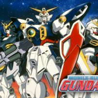 Gundam Wing Heads to Blu-ray and DVD This Year