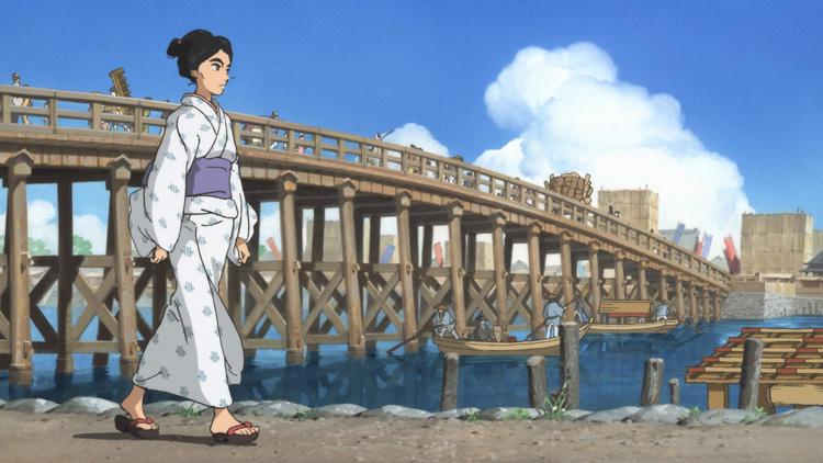 Tokyo Film Festival to Highlight Miss Hokusai Director Keiichi Hara