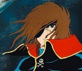Discotek Media Announces Captain Harlock, Lovely Complex