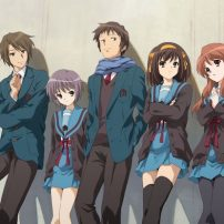 New Short Haruhi Suzumiya Novel on the Way in October