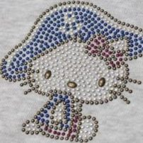 Kawaii Japan: Hello Kitty and Rilakkuma Embroidered Stones
