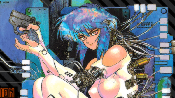 Ghost in the Shell Manga Released Digitally For the First Time