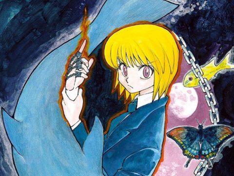 Hunter x Hunter Manga Returns from Hiatus this Month
