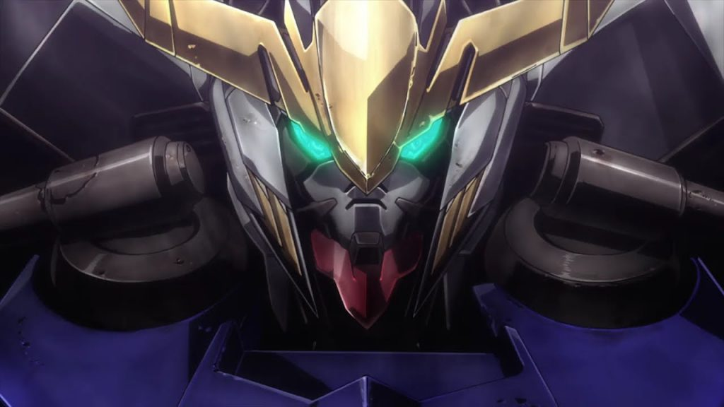 Gundam: Iron-Blooded Orphans to Air on Toonami