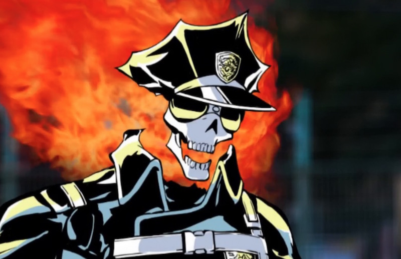 Studio Trigger Reveals Inferno Cop Season 2