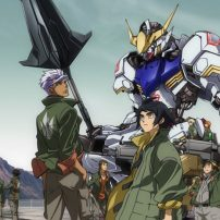 Amazon Lists Gundam: Iron-Blooded Orphans Run as First Season