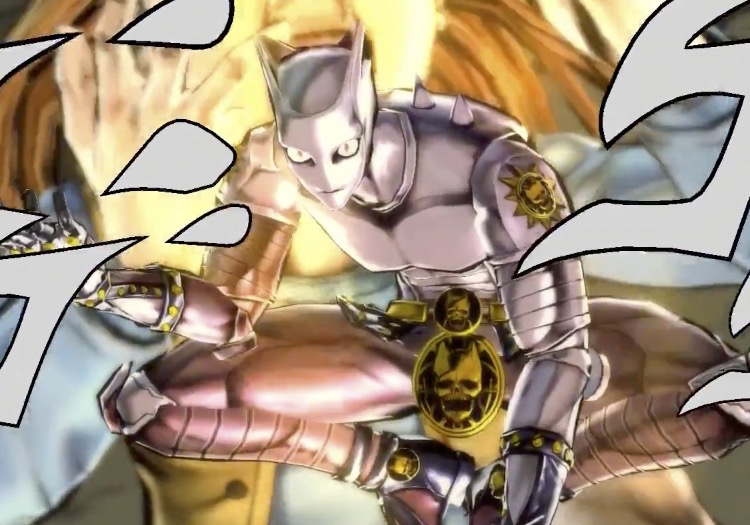JoJo's Bizarre Adventure Game Trailer Enters Part 4