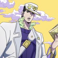 Live-Action JoJo's Bizarre Adventure Reveals Jotaro Visual
