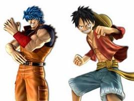 Sasuke, Vegeta, and Zebra Join J-Stars Victory Vs.
