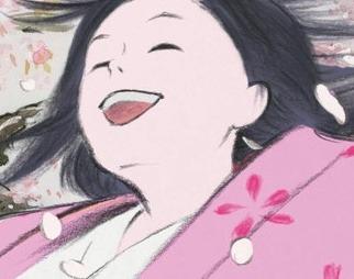 Ad Features Studio Ghibli's Princess Kaguya Anime Film