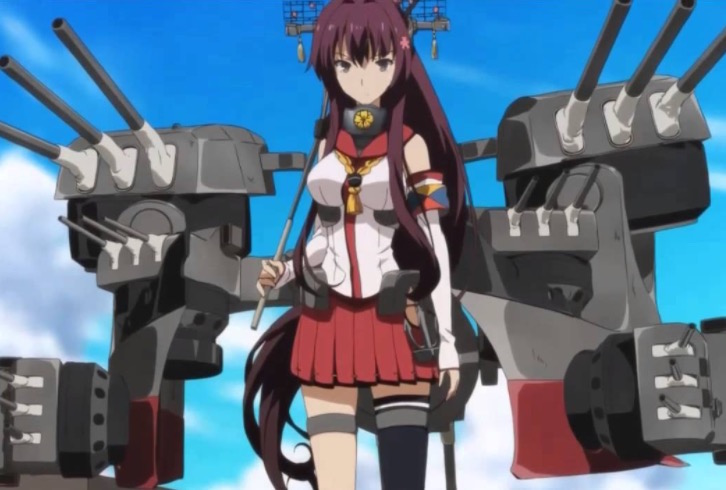 KanColle Anime Hits Home Video on June 27