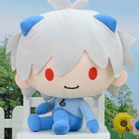 Check Out This Evangelion Kaworu Plush
