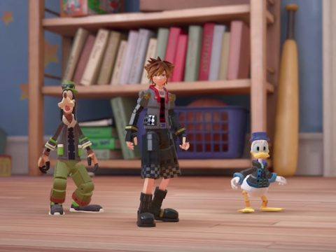 Kingdom Hearts III Heads to Toy Story World in New Trailer