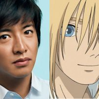 SMAP's Takuya Kimura to Transition to Anime Voice Acting