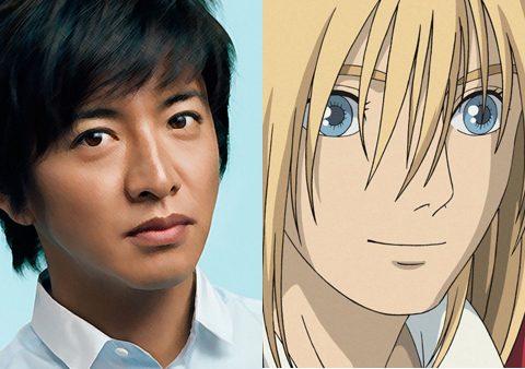 SMAP's Takuya Kimura to Transition to Anime Voice Acting